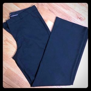 Banana Republic Logan trouser-fit pants, size 12
